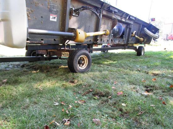 Killbros Header Cart - NO RESERVE