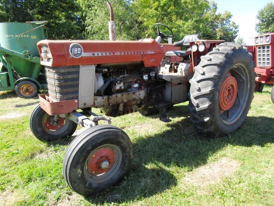 Massey Ferguson 180 Diesel - NO RESERVE