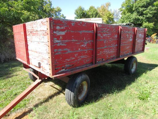 McCurdy Wagon w/ Sides - NO RESERVE