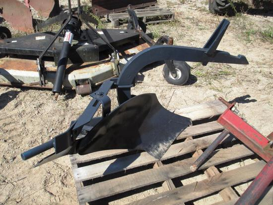 Farmall 1pt. Fast Hitch Plow - NO RESERVE
