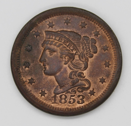 December 12th R. Howard: Coin & Currency Auction