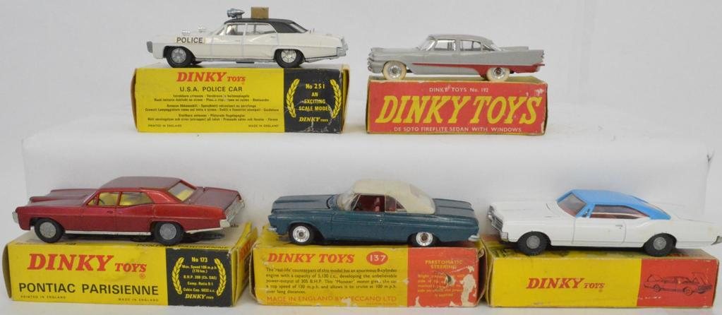 Antique / Vintage Tin toys & die cast / Hot Wheels