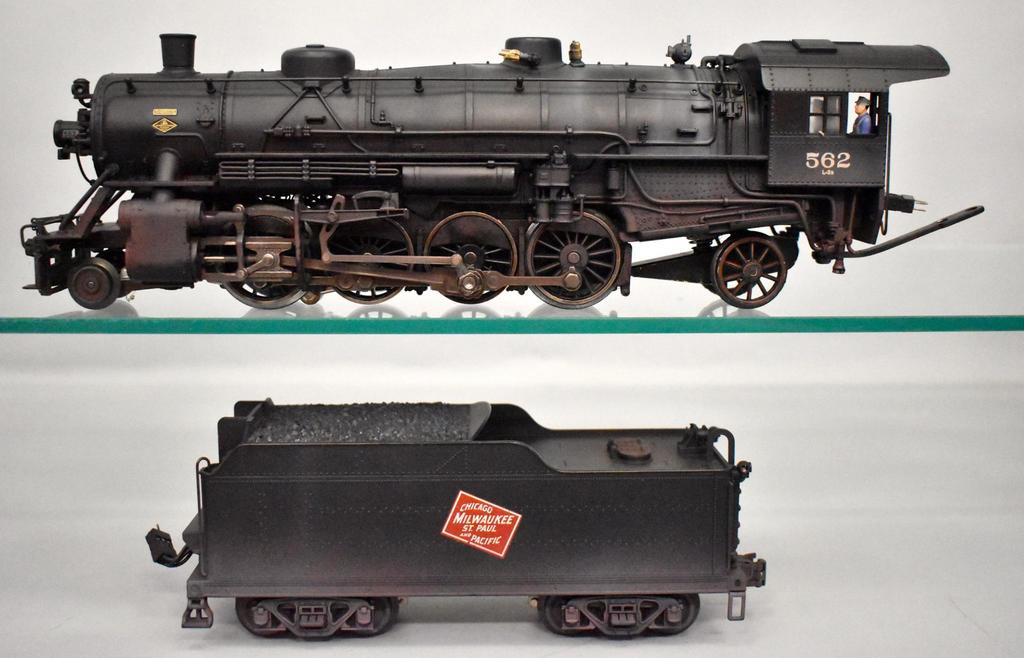Chinook Hobby Talk: My Favourite Trains - By Robby Gale | 658x1024