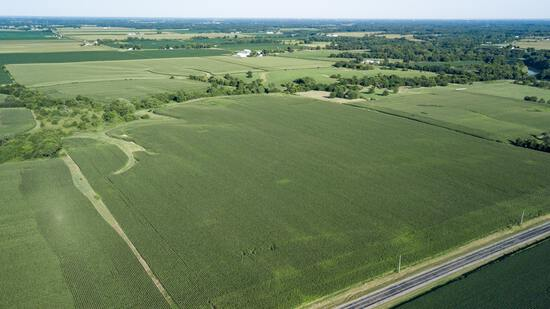 PEORIA COUNTY LAND AUCTION - 193 ACRES - 2 TRACTS