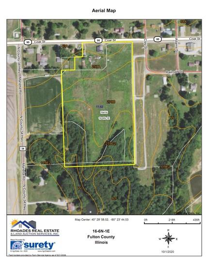 118 West Coal Marietta, IL Real Estate Auction