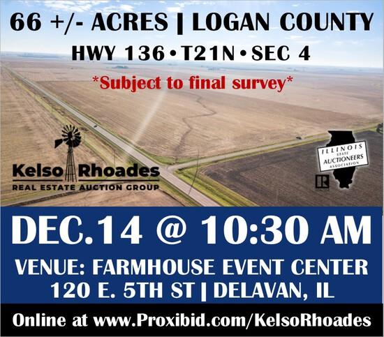 Logan County Land Auction