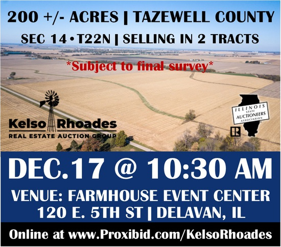 Tazewell County Land Auction