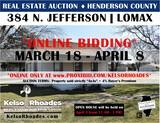 384 N. Jefferson Street - Lomax, IL