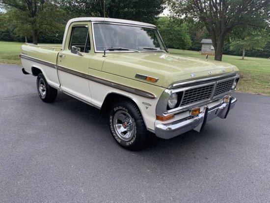 1970 Ford Ranger XLt