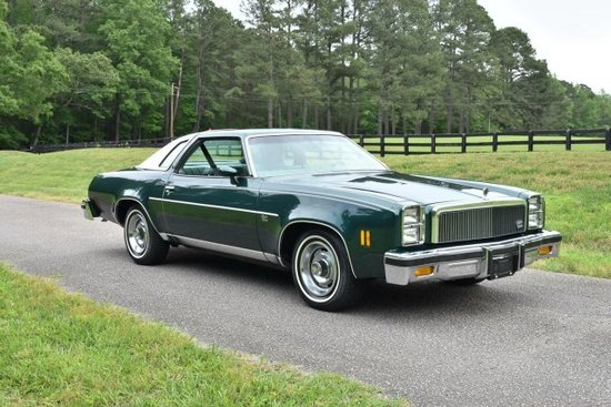 1977 Chevrolet Malibu Classic