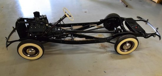 1940 Ford Rolling Chassis