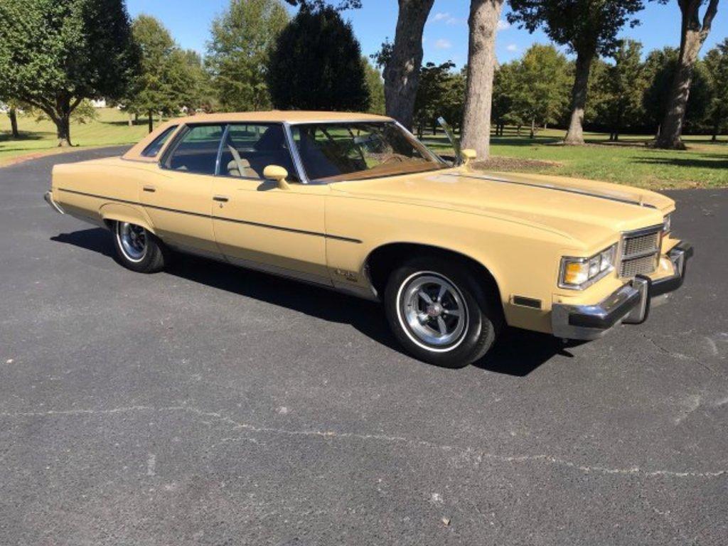 1975 Pontiac Granville
