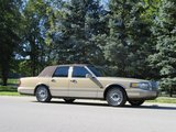 1996 Lincoln Town Car Cypress Edition