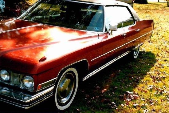 1973 Cadillac Sedan