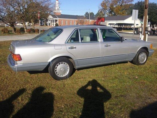 1987 Mercedes 420SEL