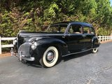 1941 Lincoln Custom Limo