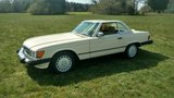1988 Mercedes 560SL