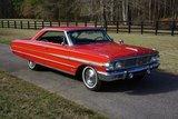 1964 Ford Galaxie Fastback