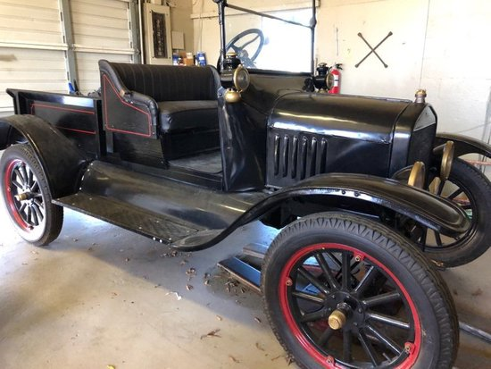 1922 Ford