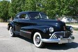 1947 Oldsmobile Fastback