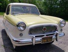 1958 Metropolitan 2 Door Coupe