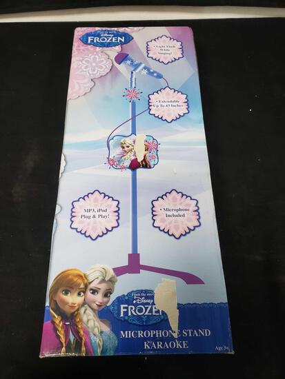 DISNEY Frozen Microphone stand Karaole