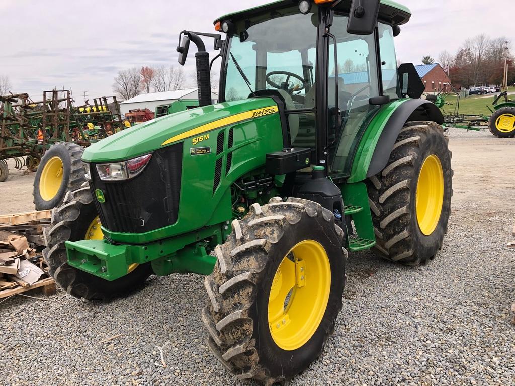 John Deere 5115 M Tractor MFWD C/H/A