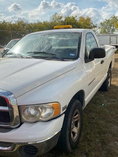 2004 Dodge 1500 4X2