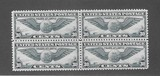 US C24 Block of Four Mint OGNH Gem