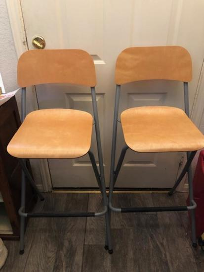 2 Ikea Barstools
