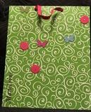 Green Magnetic Memo Board