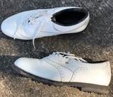 Women's white Foot Joy Golf Shoes - Size 8 1/2m