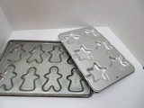 Nestle Toll House Cookie Kids cookie sheet and Star Cookie Pops sheet