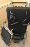 Aero Pilates Workout Bench