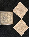 Set of 3 Decorative Tiles