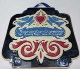 Ceramic Mother Plaque