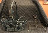 Wire Basket and Napkin Holder