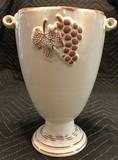 Grape Leaf Vase