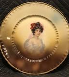 Gorgeous Queen Victoria Austria Plate