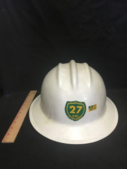 BP Lima Refinery Hardhat