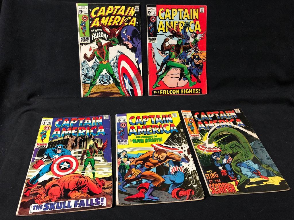 Enormous Comic Auction