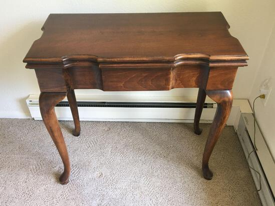 Folding Decorative Table
