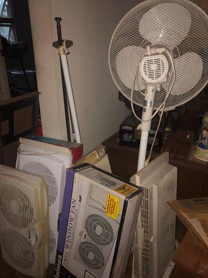 Various Fans and Misc