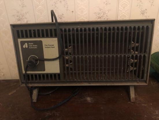 Vintage Arvin Heater