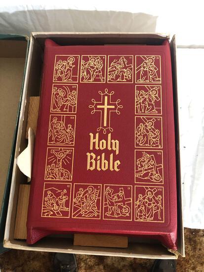 Vintage Bible 1952