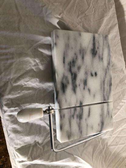 Marble Base Cheese Cutter