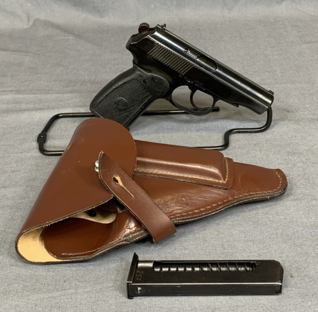 Makarov Caistalbvt Germany 9mm Pistol Firearms Military Images, Photos, Reviews