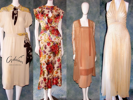 Vintage Fashion and Accessories Online Auction