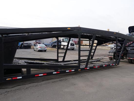 2012 Wally-Mo 5 car T/A Car Hauler Trailer | Commercial