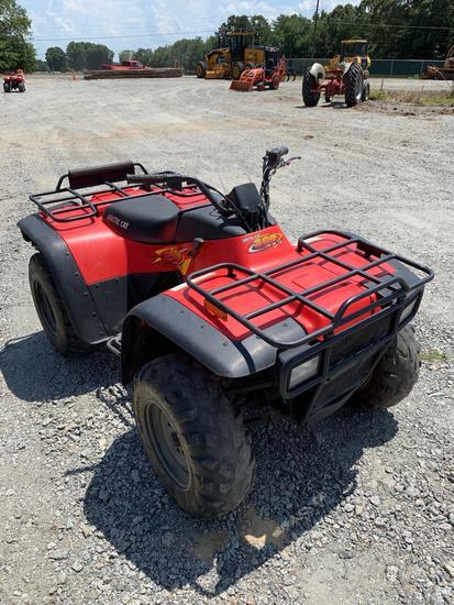 Arctic Cat 300 4x4 ATV